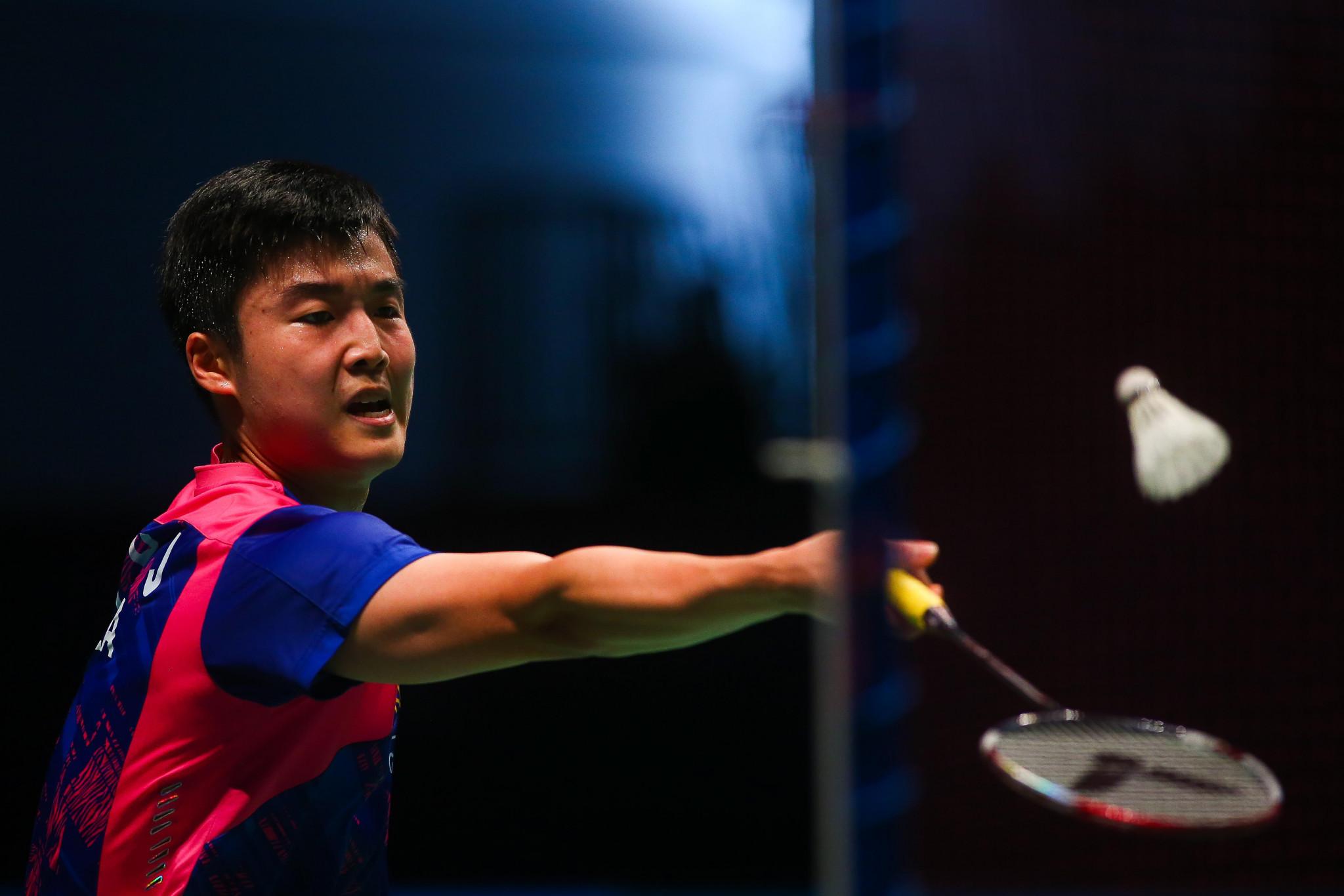 Home favourites storm into finals at BWF Korea Masters