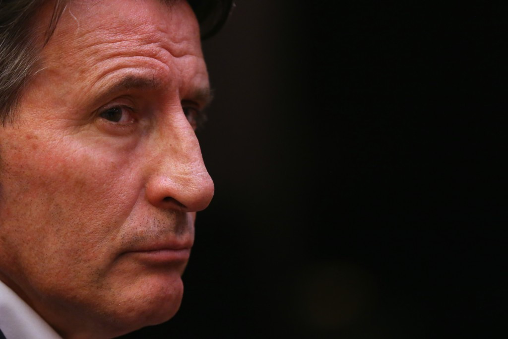 Sebastian Coe is set to be called to speak at the Parliamentary Select Committee ©Getty Images
