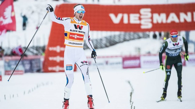 Norway edge clear to win Nordic Combined team event in Lillehammer