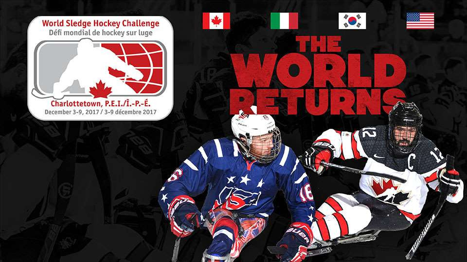 Canada out for revenge at 2017 World Sledge Hockey Challenge