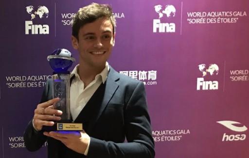 Dressel and Sjöström named best male and female swimmer at FINA Soirée des Etoiles World Aquatics Gala