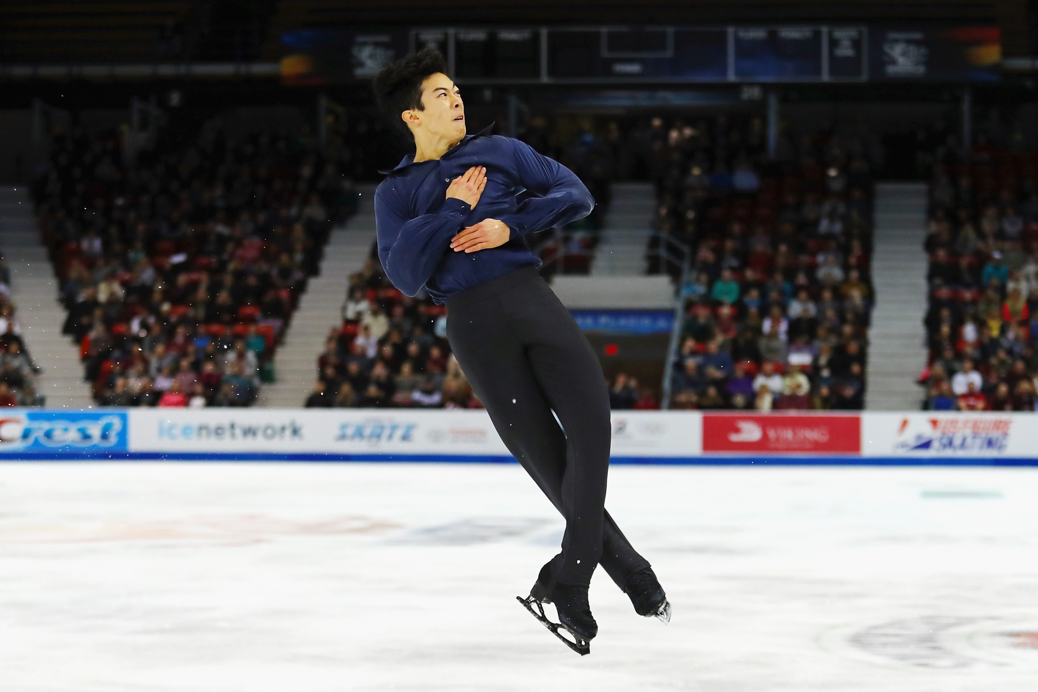 Nathan Chen of the United States tops the standings going into this week's ISU Grand Prix Final in Nagoya ©Getty Images