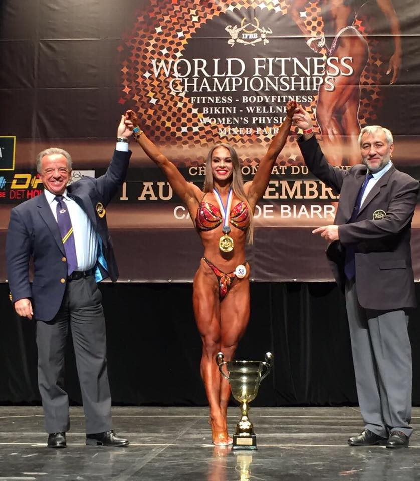 insidethegames reporting LIVE from the 2017 IFBB World Fitness Championships