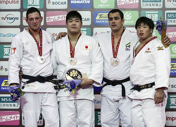 Japan secure five more gold medals to bring overall total to 12 at IJF Tokyo Grand Slam