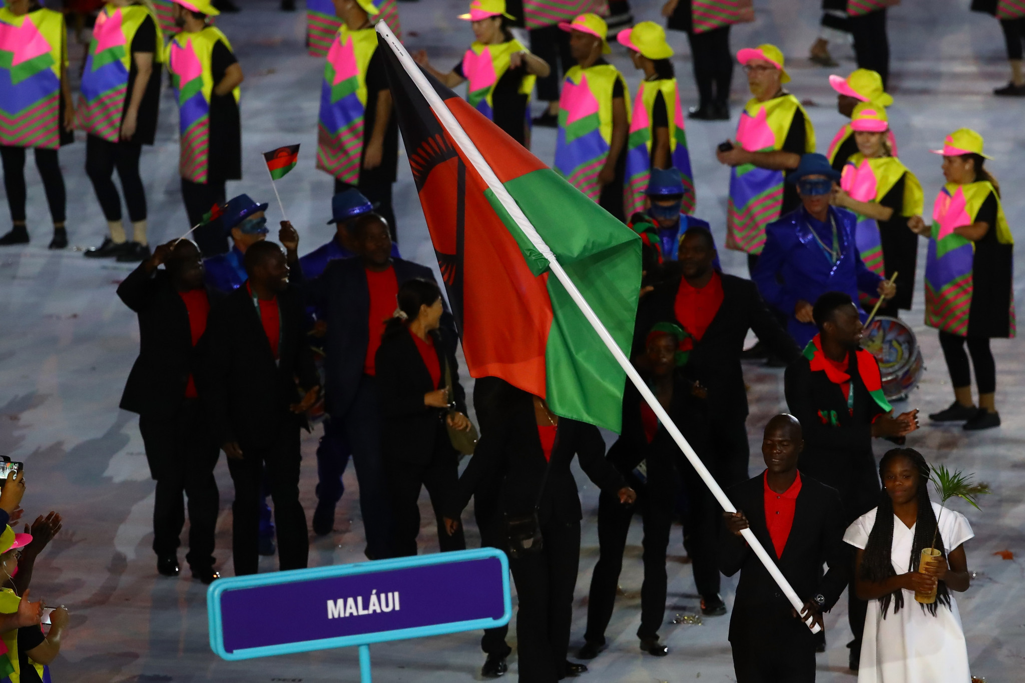 It is hoped the meeting will be a boost to sport in Malawi ©Getty Images