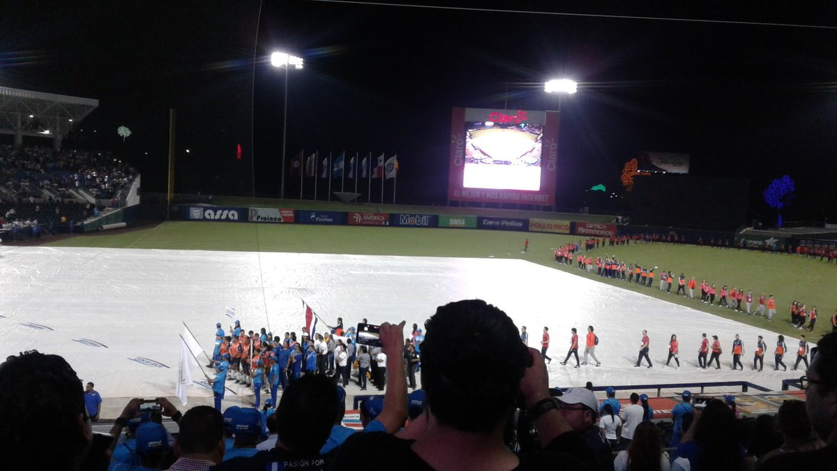 Nicaraguan President Daniel Ortega declared open the Central American Games ©Managua 2017