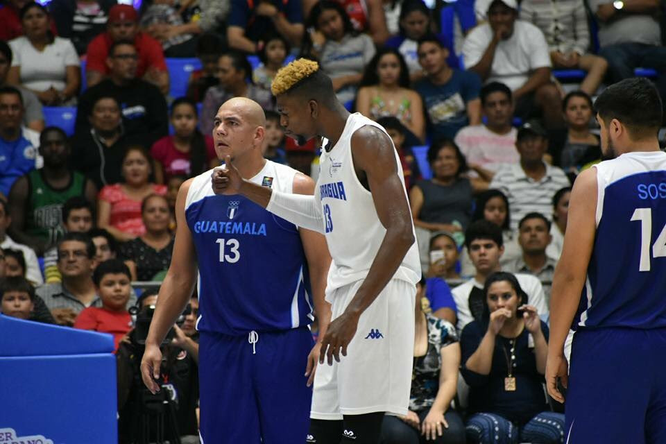 Nicaragua defeated Guatemala in basketball as sporting action also began today ©Managua 2017