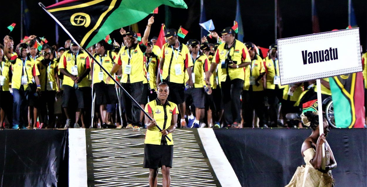 Tahiti to compete under Pacific Games Council flag as Mini Games open in Vanuatu