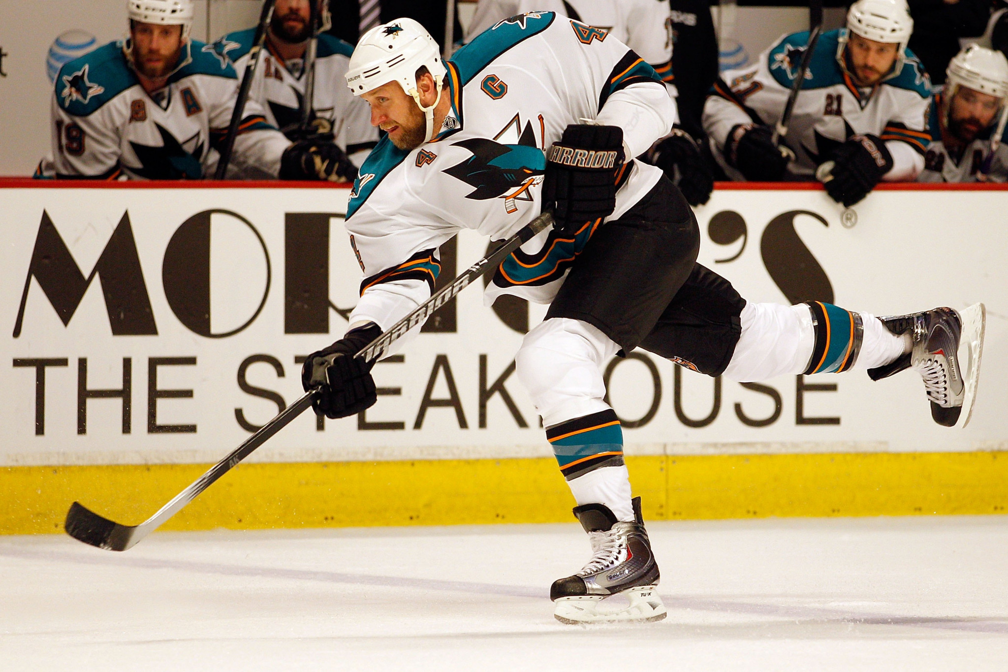 American Rob Blake will also be inducted in the players category ©Getty Images