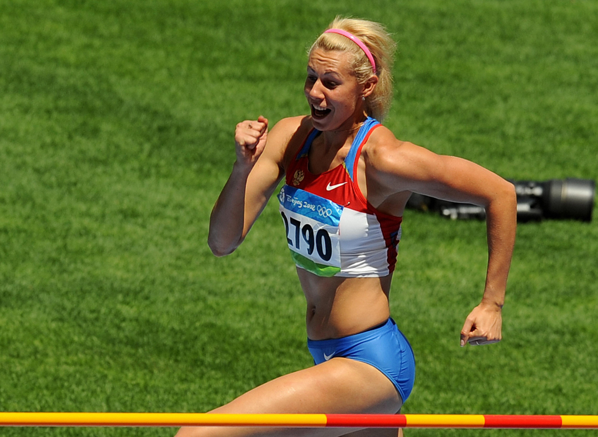 Russia's Tatyana Chernova has officially been stripped of her Olympic heptathlon bronze medal from Beijing 2008 following a final appeal to the Court of Arbitration for Sport ©Getty Images