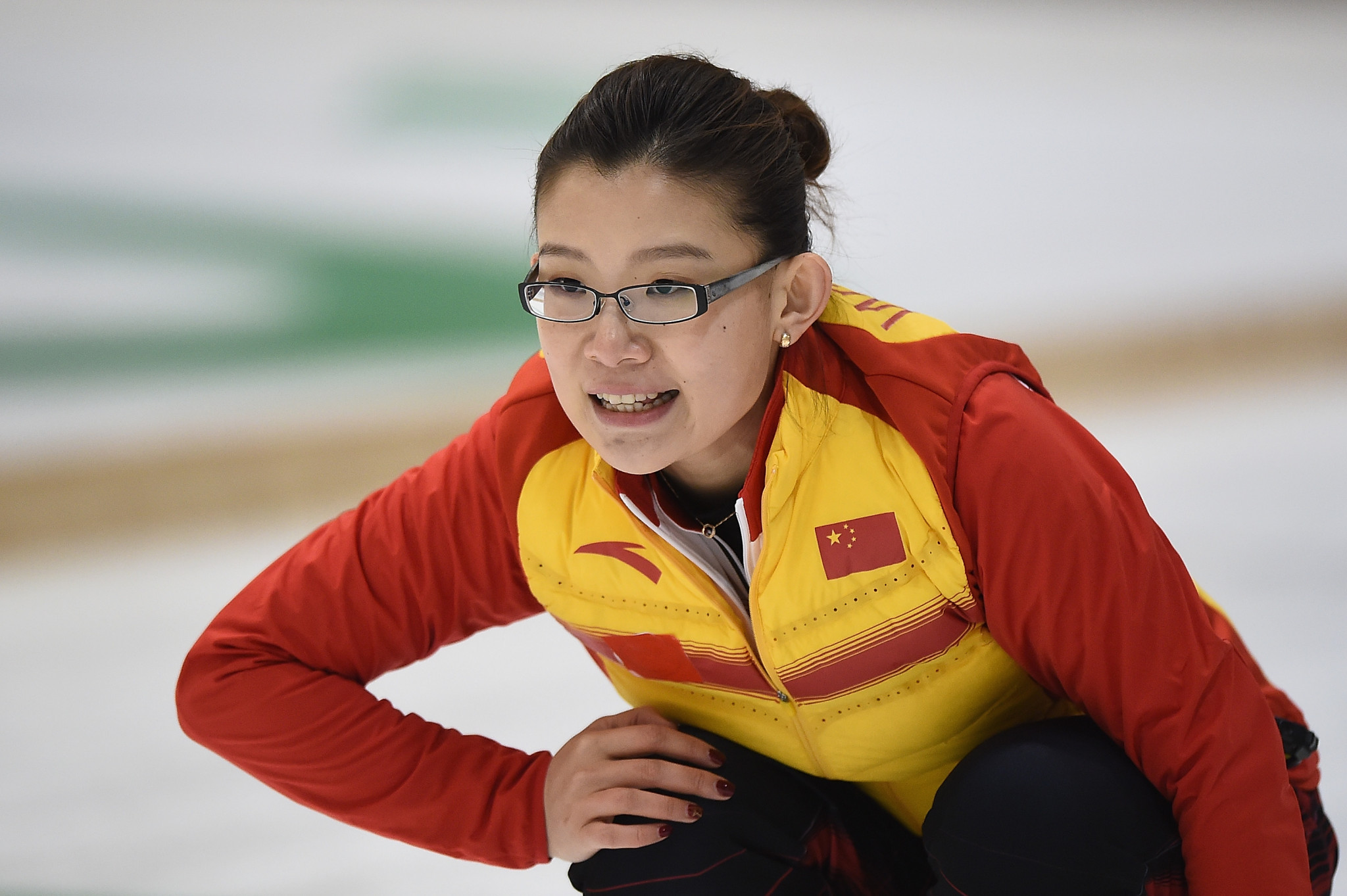 Former world champion Bingyu Wang will compete for China ©Getty Images