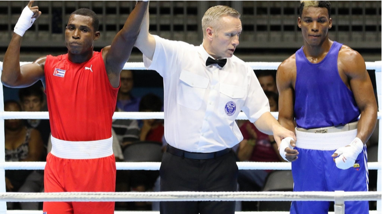 Five Cuban boxers guarantee American Confederation Boxing Championships medals with victories