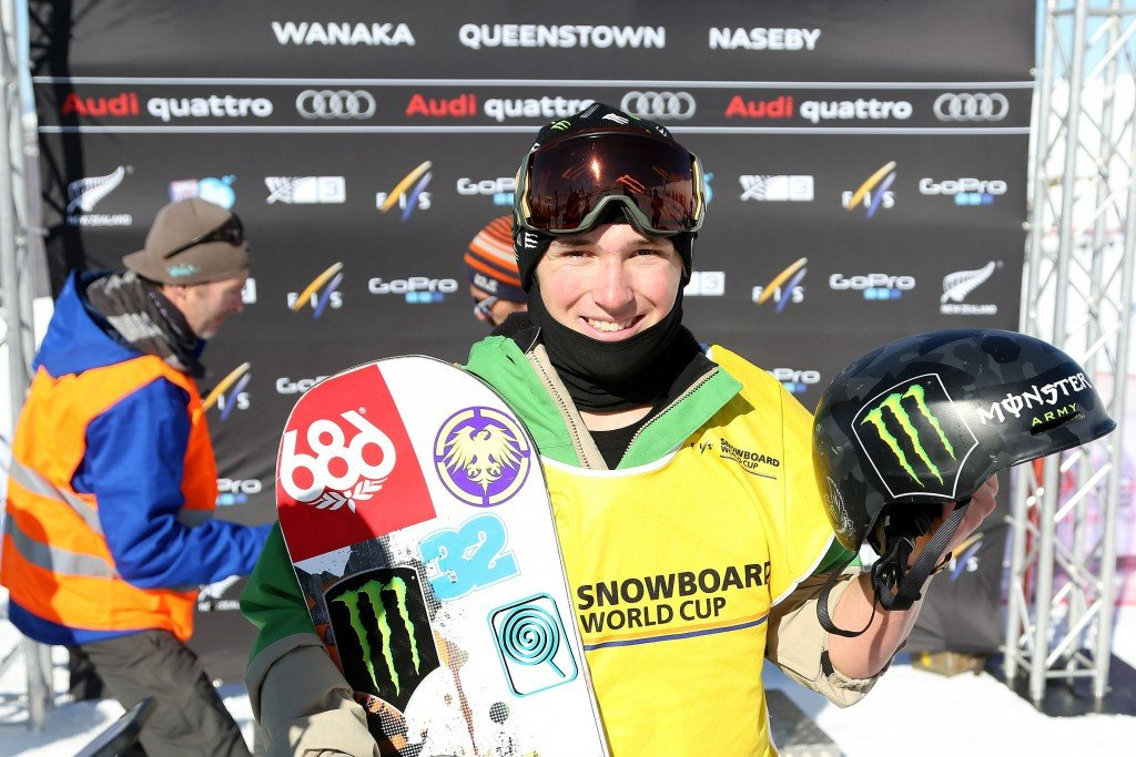 Double success for the US as snowboarders make winning start to FIS World Cup season
