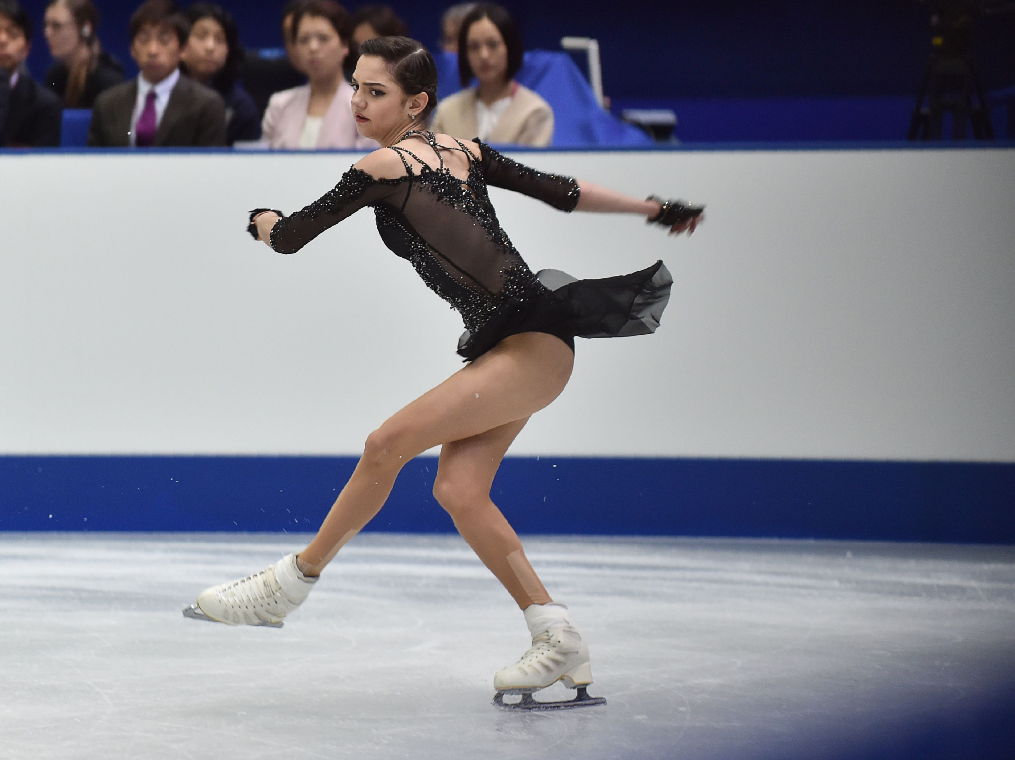 Evgenia Medvedeva will form part of the Russian delegation speaking to the IOC Executive Board ©Getty Images