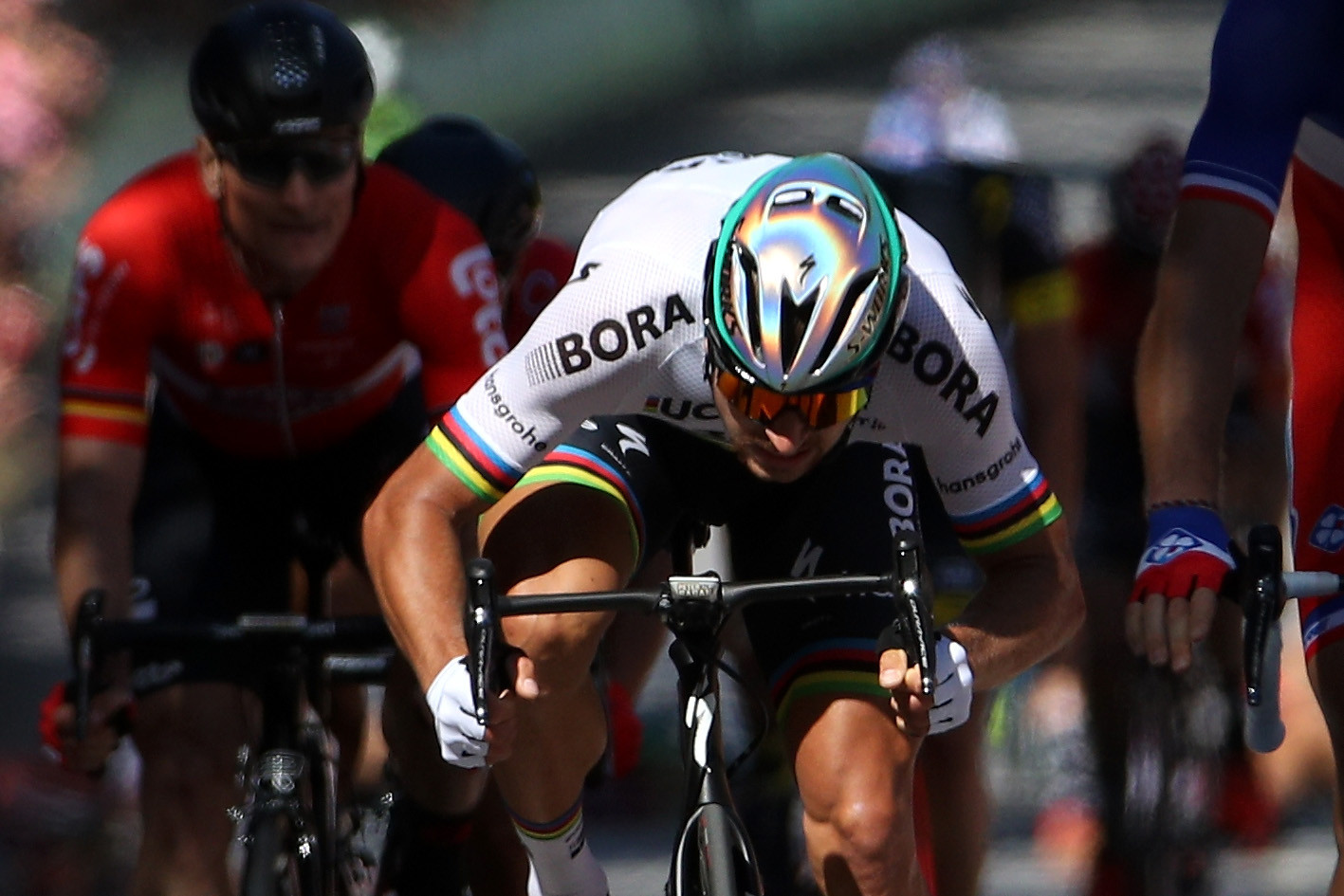 Sagan drops case against UCI at Court of Arbitration for Sport just hours before due to be heard