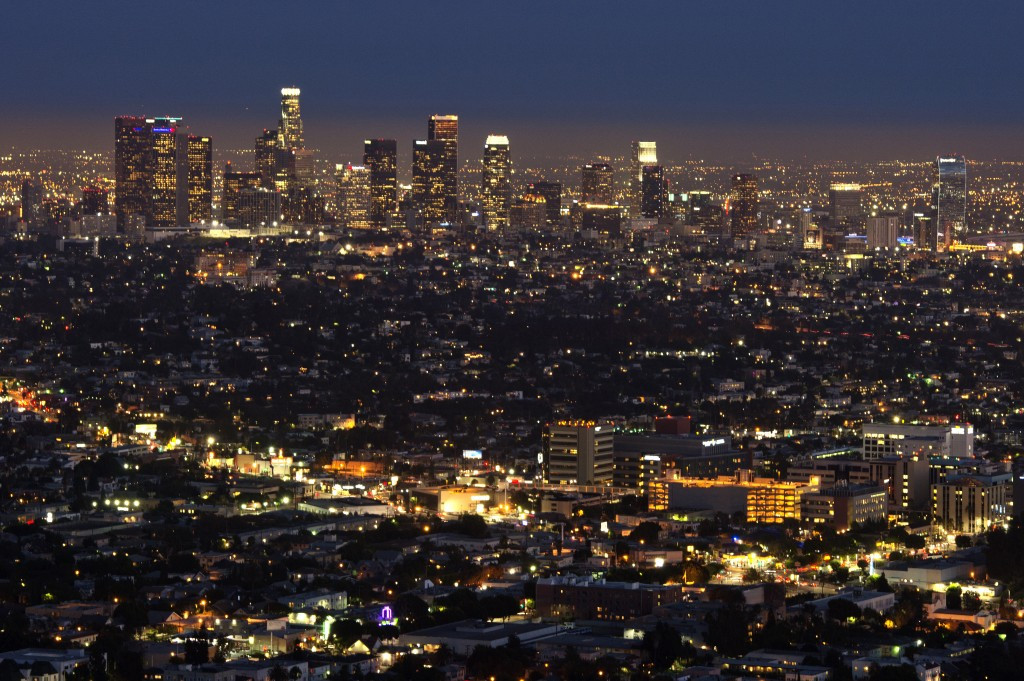 Los Angeles City Council is expected to make a decision soon over the 2024 Olympic and Paralympic bid ©Getty Images