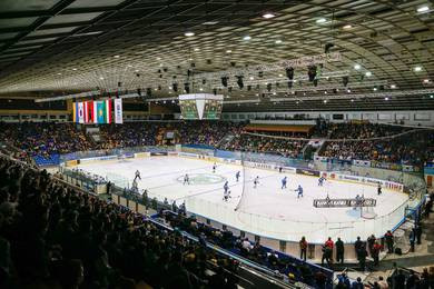 """IIHF Under-18 World Championship matches moved from Kiev to Odessa due to """"building defects"""""""