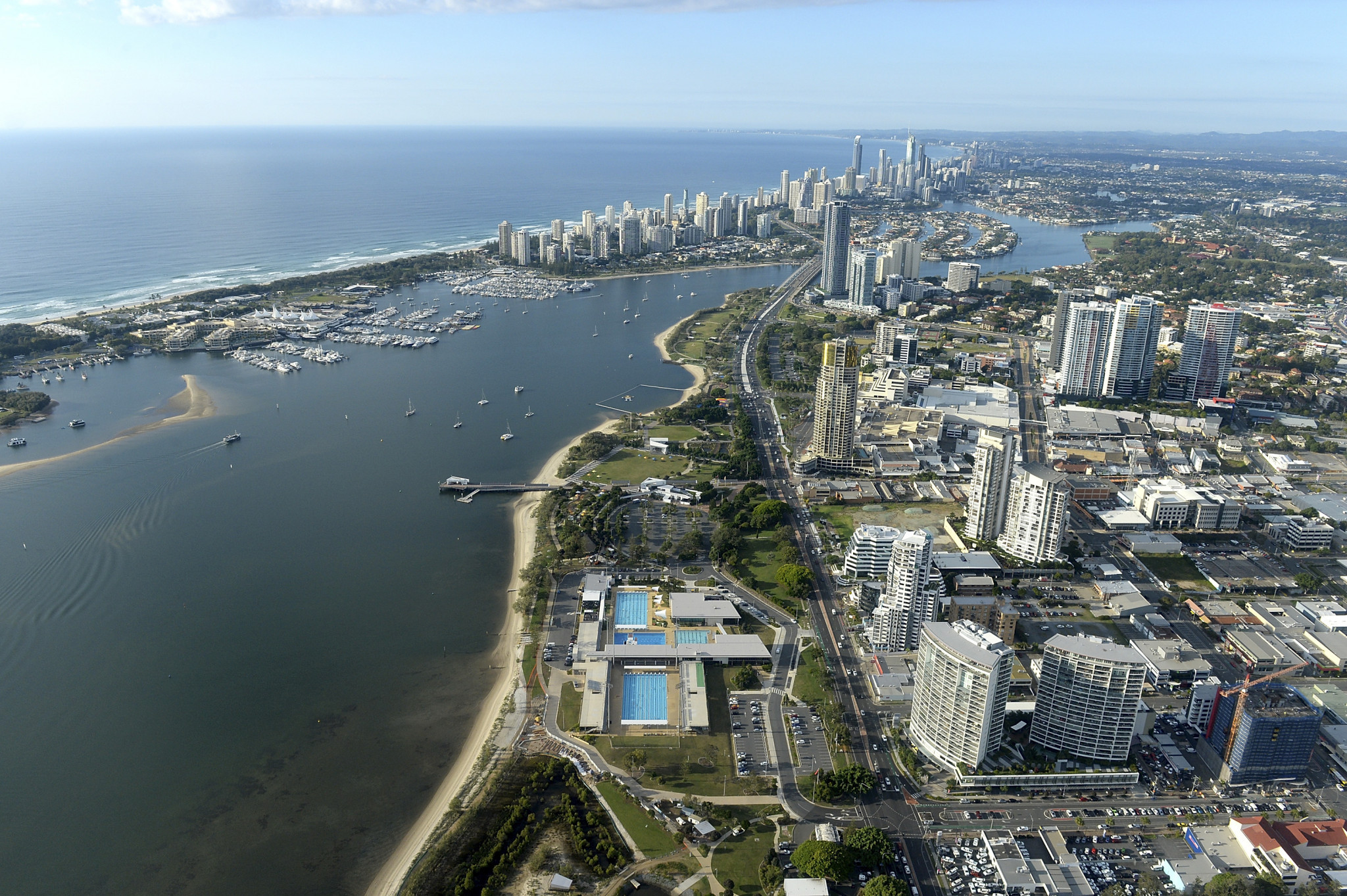 CGF Coordination Commission to begin final visit to Gold Coast with update expected on 2022 hosts