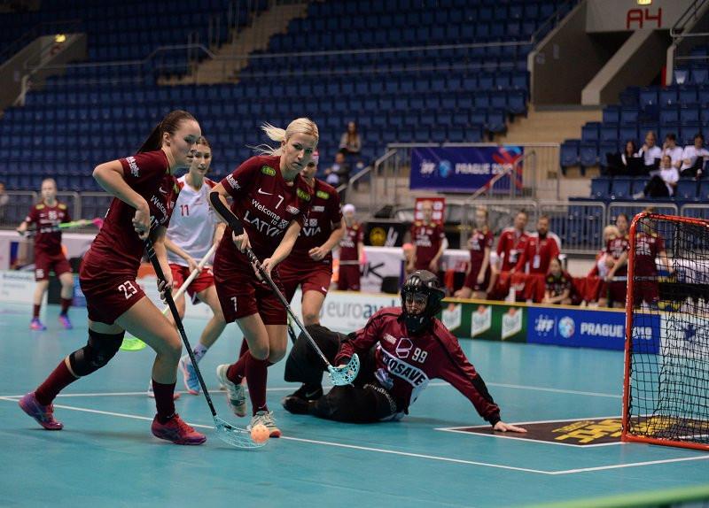 Poland, Latvia, Slovakia and Norway all progress at the Women's World Floorball Championships