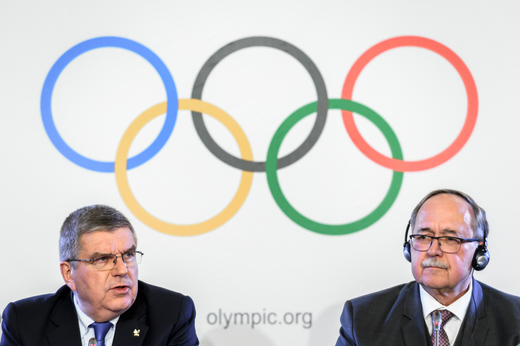The IOC announced its decision on the admission of Russian athletes to the 2016 Olympics 24.07.2016 12