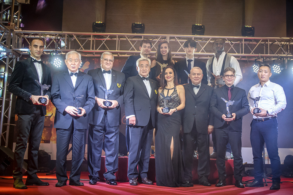 The fourth edition of the Gala Awards took place in Abidjan ©World Taekwondo