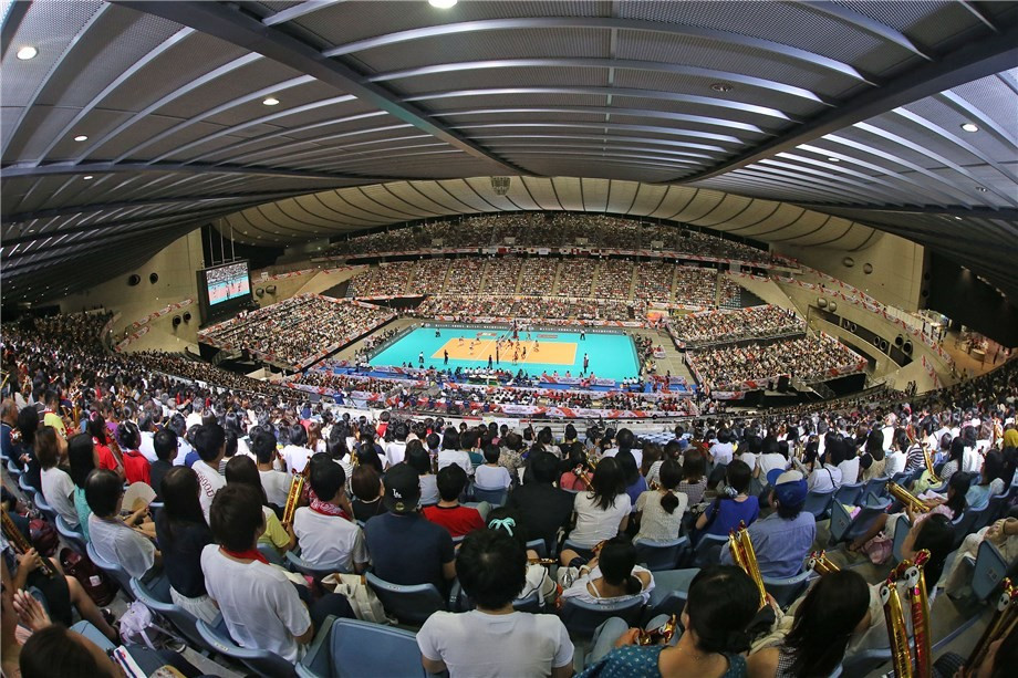 World champions United States among winners as FIVB Volleyball Women's World Cup opens