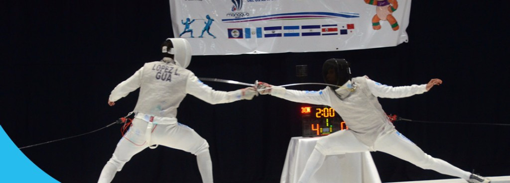Lopez beats brother in foil fencing final at Central American Games in Managua