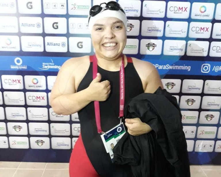 Somellera stars in front of home crowd at Para Swimming World Championships
