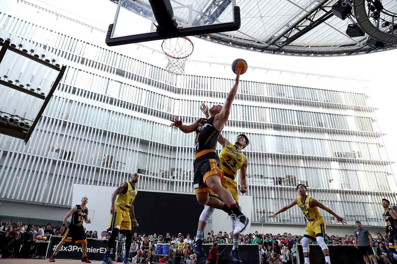 Basketball 3x3 and sport climbing will be held at the Aomi Urban Sports Venue ©Tokyo 2020