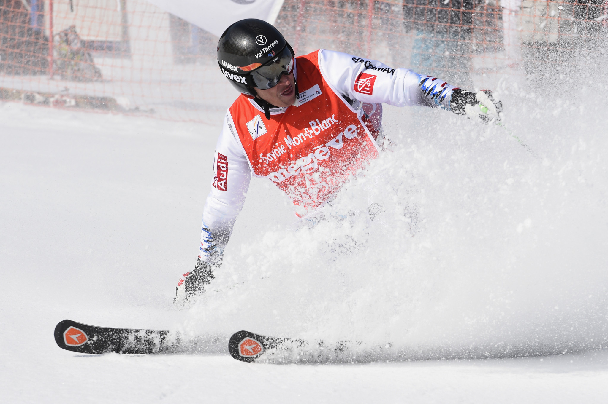 Chapuis aims for home success to begin Ski Cross World Cup defence