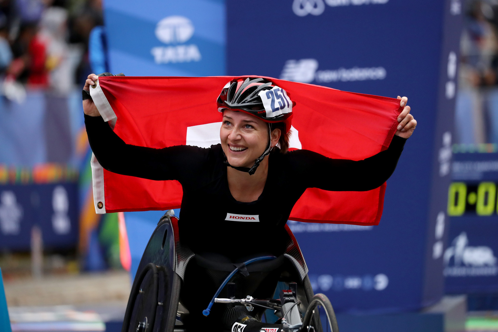 Manuela Schar is another athlete to make the shortlist  ©Getty Images