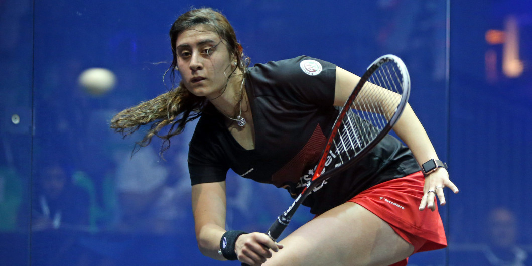 Egyptian stays top of women's world squash rankings for 20th consecutive month