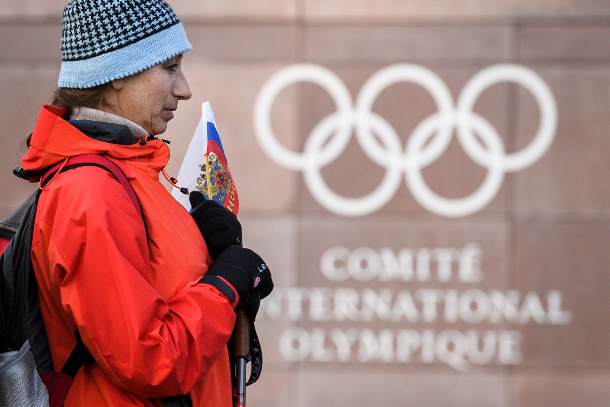 Russian athletes will head for the Court of Arbitration for Sport after a dark day for the country in Lausanne ©Getty Images