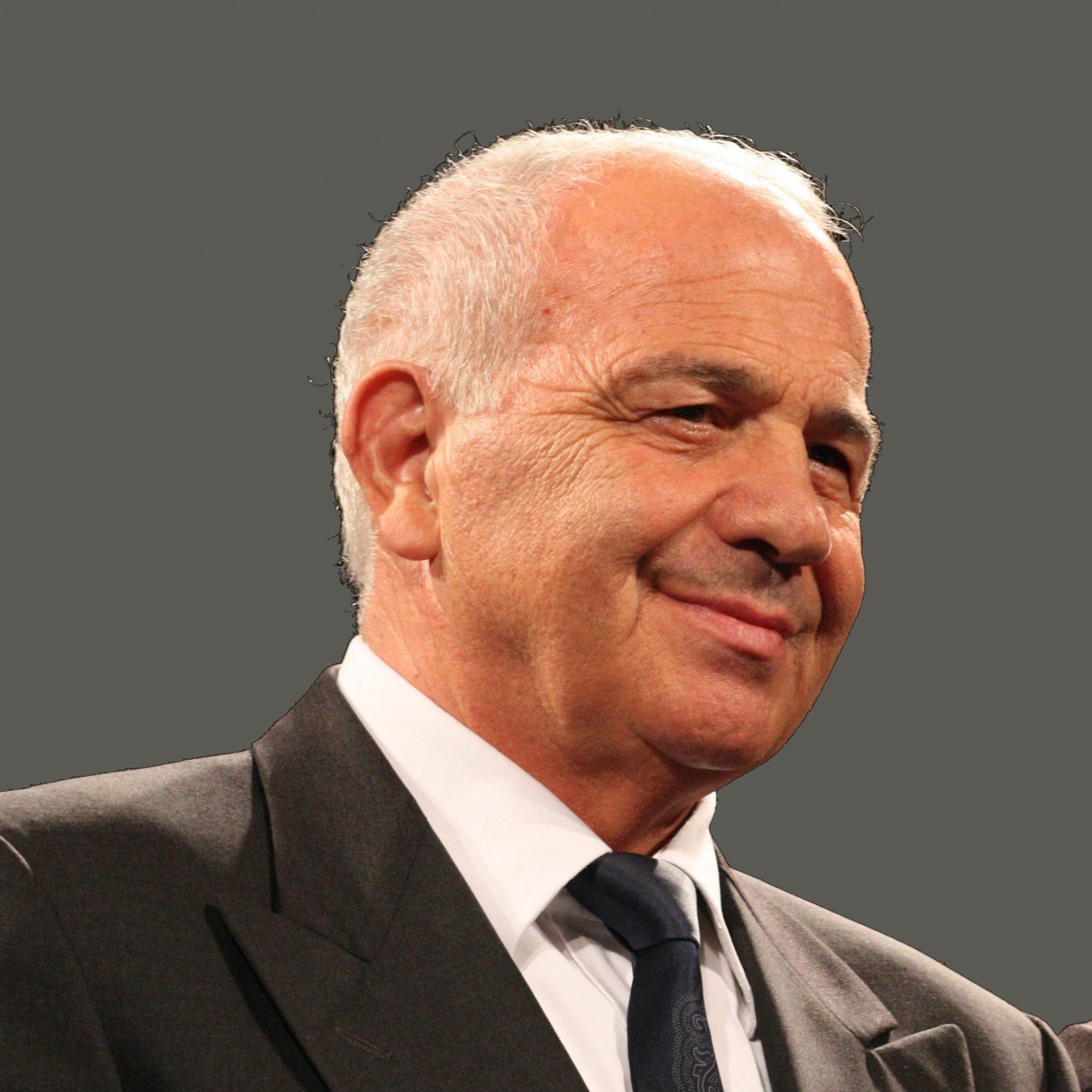Franco Falcinelli is currently the interim President of AIBA ©EUBC
