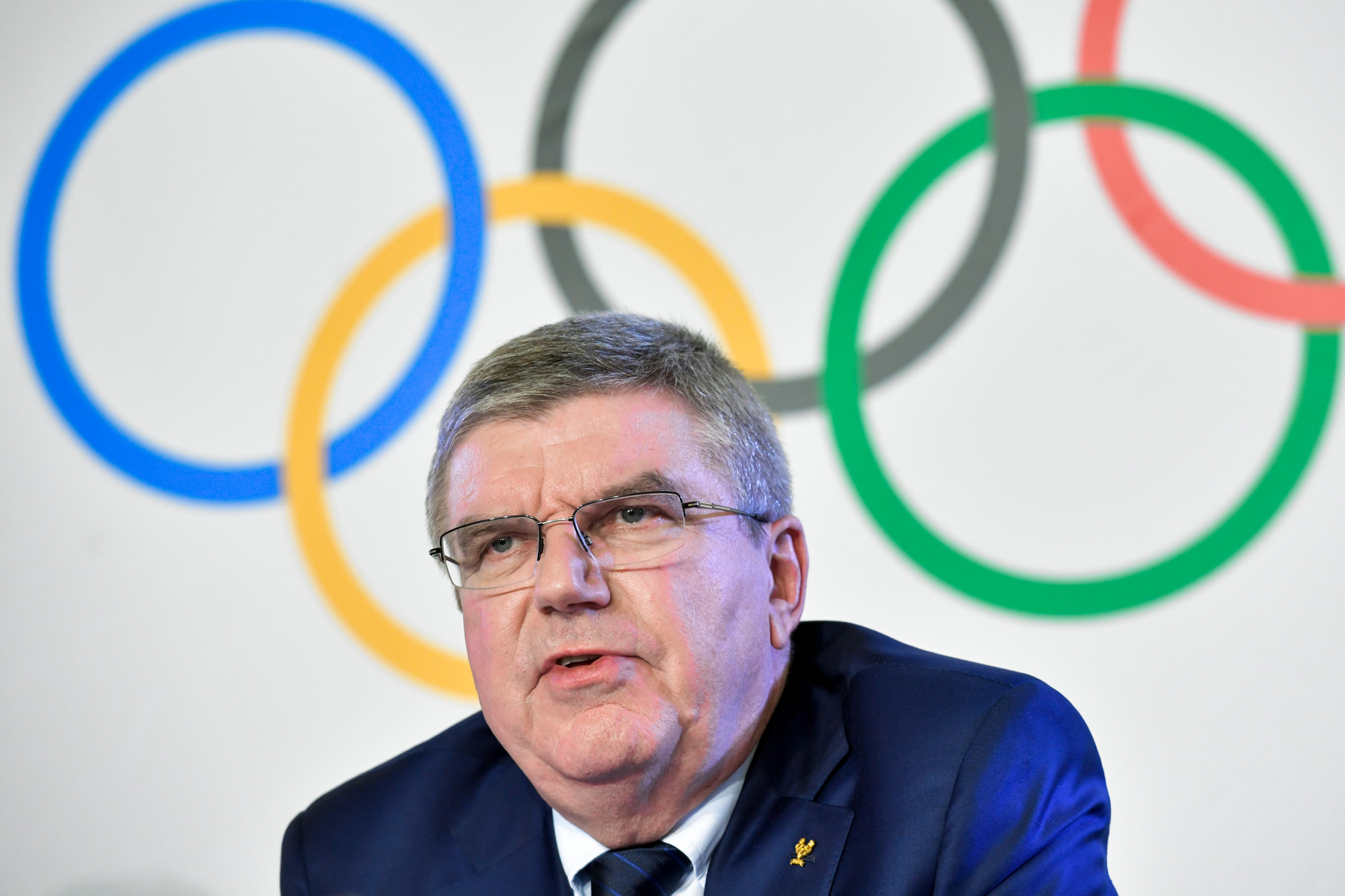 Thomas Bach called for the IOC to do more to address doping problems ©Getty Images