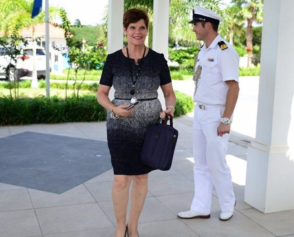 Aruba IOC Executive Board member Nicole Hoevertsz will chair a three-person panel ©Facebook