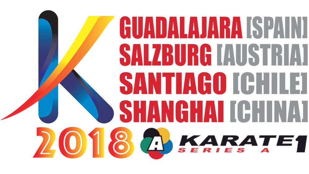 The schedule for the 2018 Karate 1-Series A has been announced by the sport's world governing body ©WKF