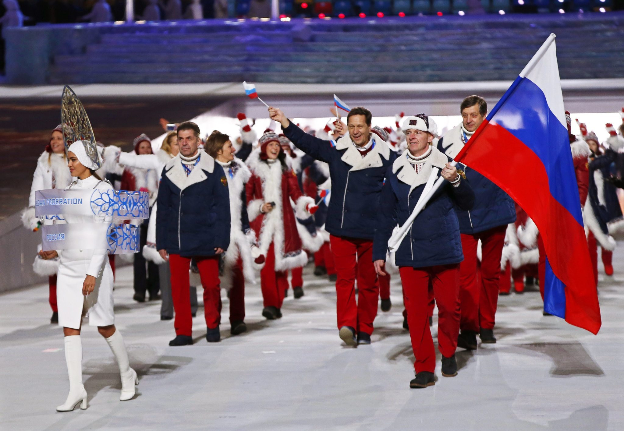 Russia will not be able to compete under their own flag at Pyeongchang 2018 ©Getty Images