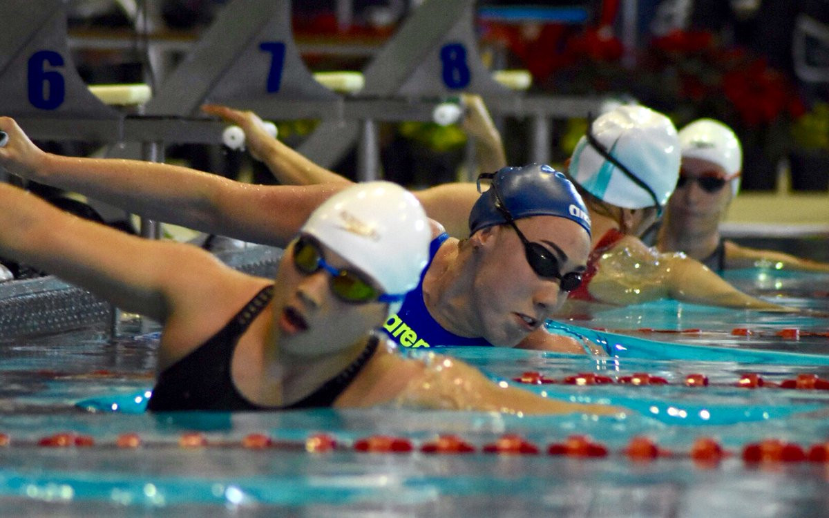 The penultimate day of swimming competition took place in Mexico City ©Twitter/World Para Swimming
