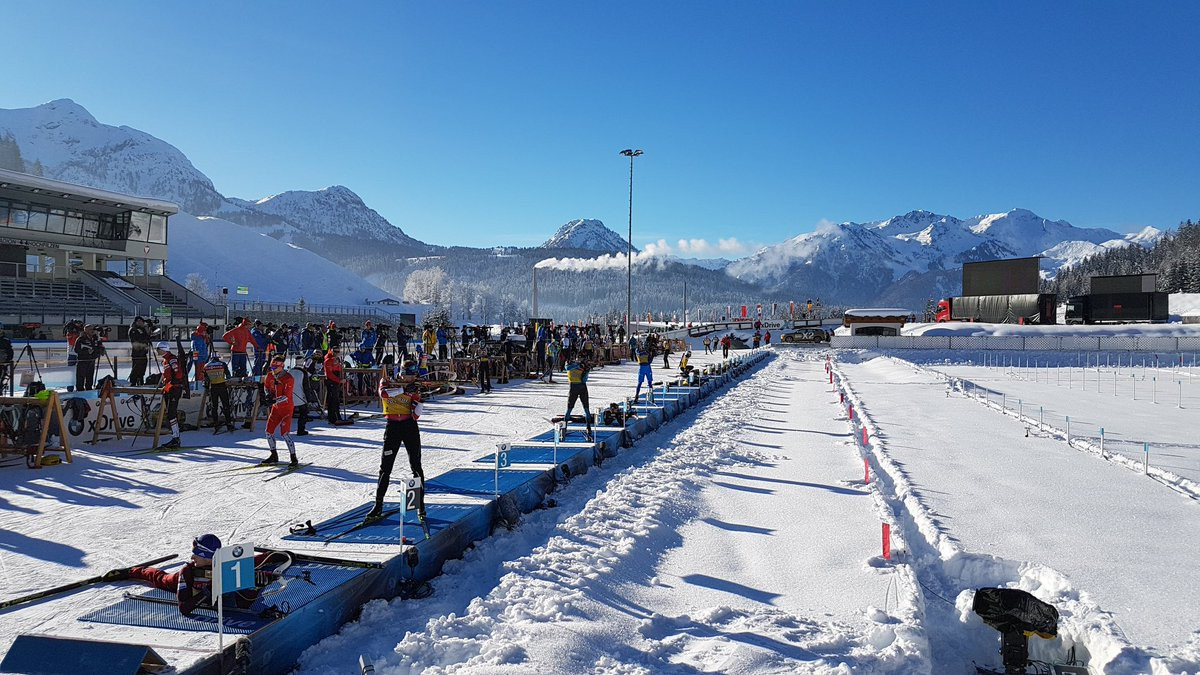 Hochfilzen is set to stage the second leg of the IBU World Cup ©IBU