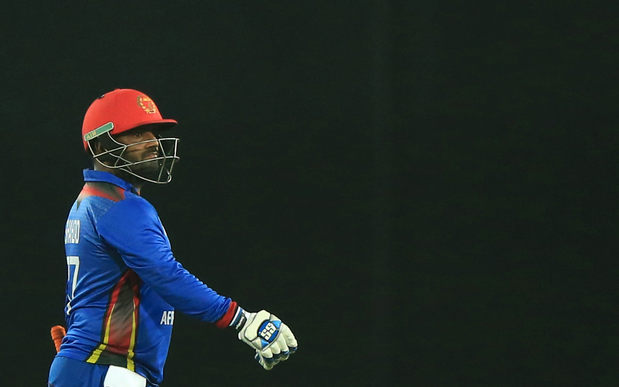 Afghanistan wicketkeeper Shahzad given one-year ban after failing drugs test