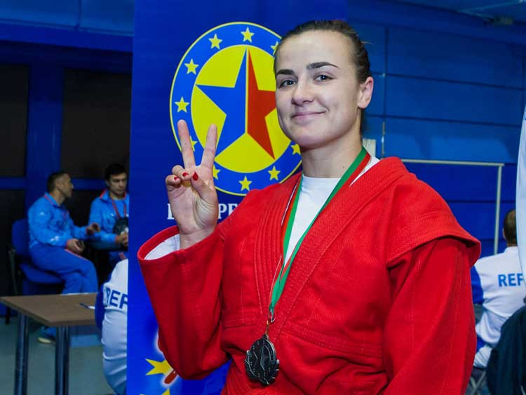 Women in sambo seminar hosted in Croatia