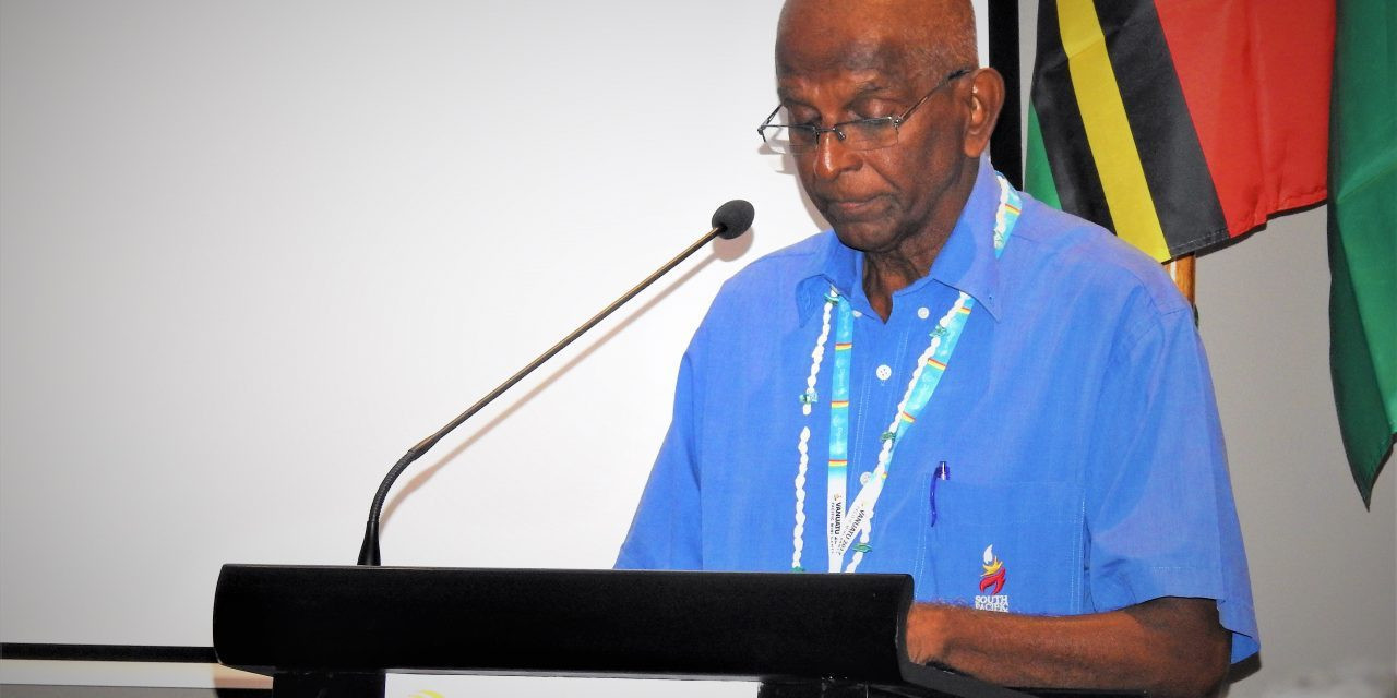 PGC President warns against political interference in sport after Tahiti boycott Pacific Mini Games