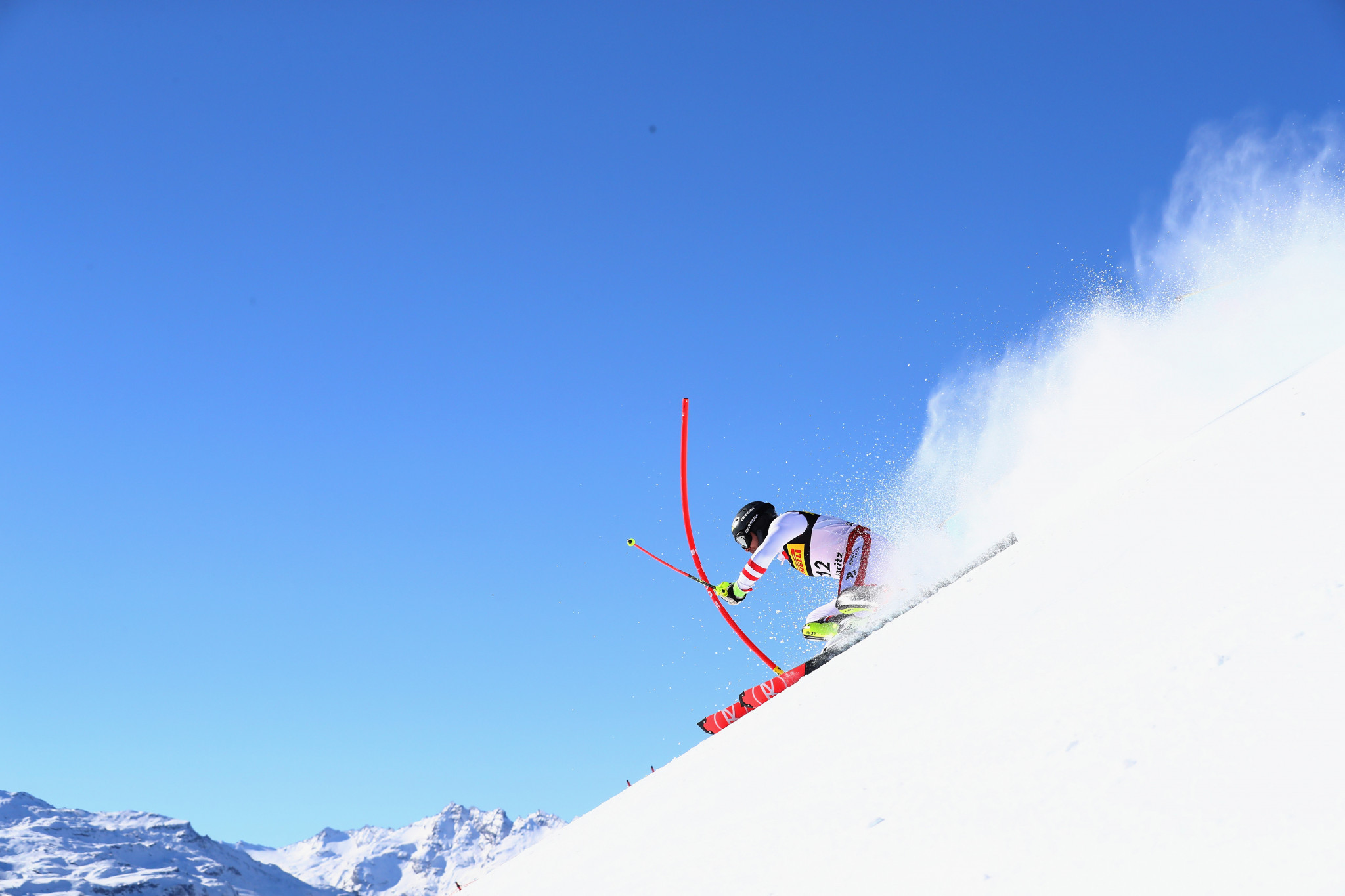 Alpine Skiing World Cup season set to continue in St Moritz