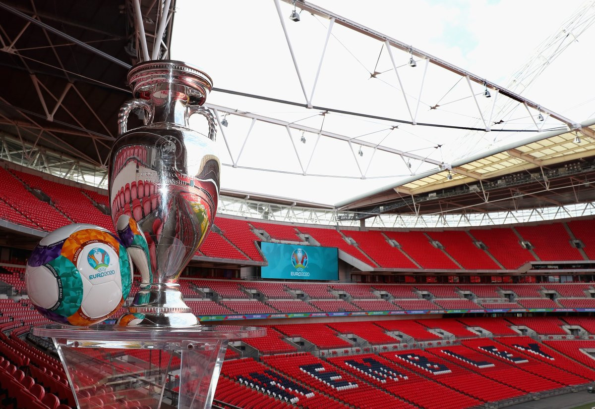London's Wembley Stadium will stage an additional four matches at the 2020 UEFA European Championship ©UEFA