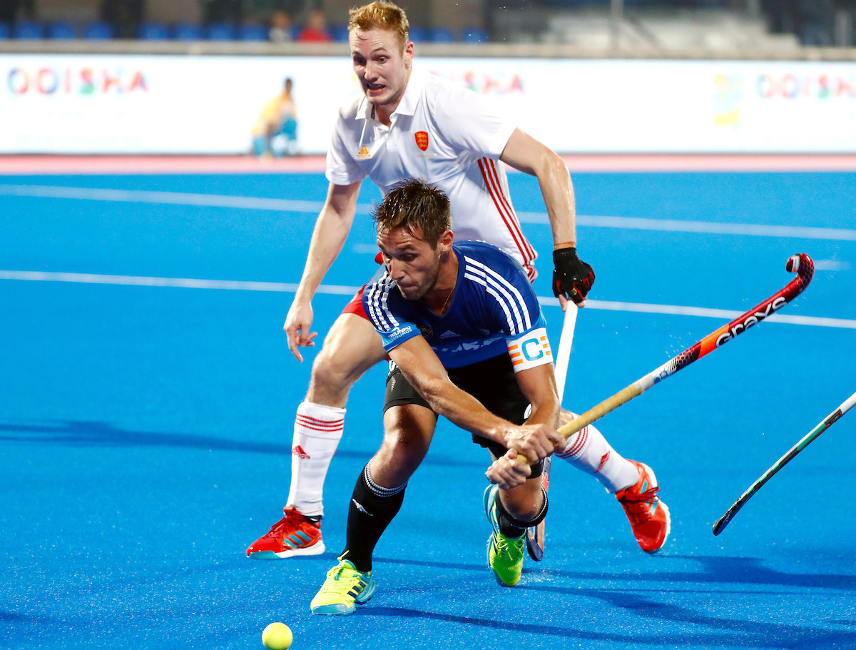 Olympic champions Argentina beat England to reach last four at Men's Hockey World League Final