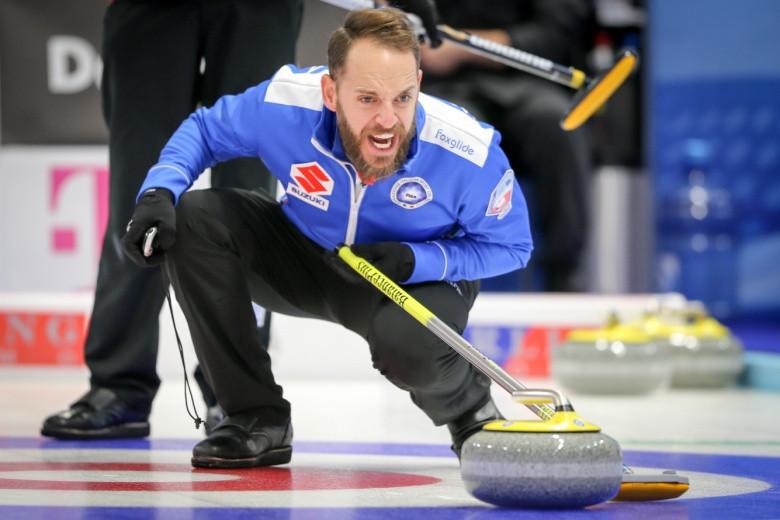 Three-way tie in men's event at Pyeongchang 2018 curling qualifier