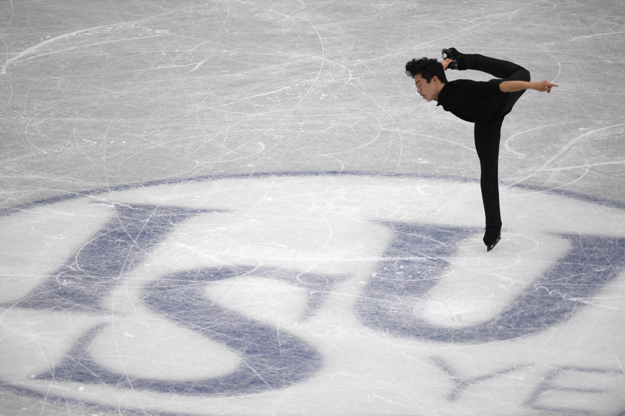Chen leads after men's short programme at ISU Grand Prix of Figure Skating Final