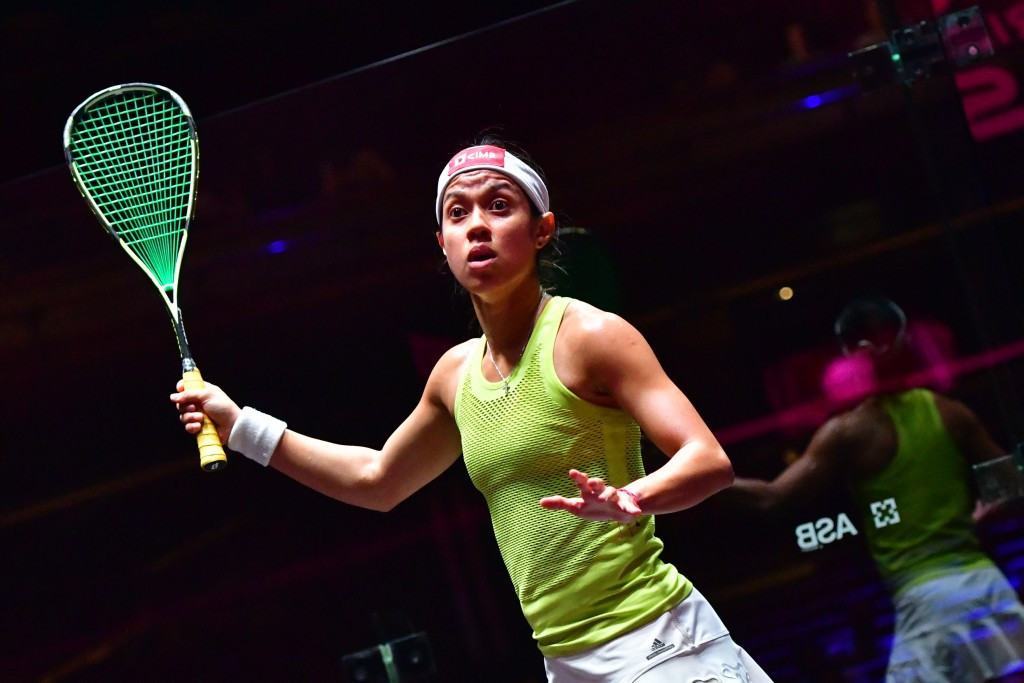 Malaysia's eight-times world champion Nicol David has been an unceasing ambassador for the sport and supporter of the bid to gain an Olympic place ©Getty Images