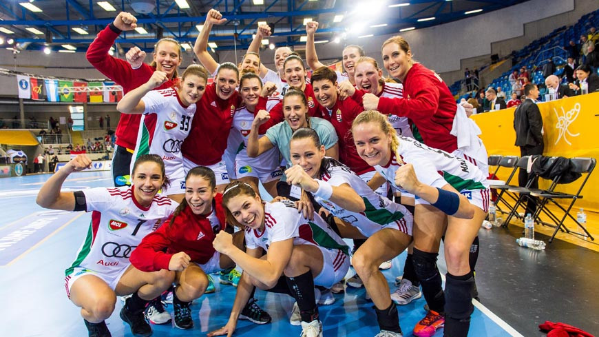 Knock-out stage begins to take shape at Women's Handball World Championships